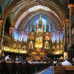 Notre Dame...dove si è sposata Céline Dion