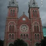 Saigon Notre Dame Cathedral ภาพถ่าย