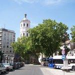 Torre de la Catedral de Valladolid.