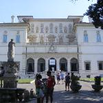 Galleria Borghese e Museo - unfortunately they don't allow photos inside. However, must see Bern