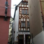 Oldest restaurant in Cochem