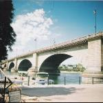 The Original London Bridge in Lake Havasu City, AZ