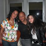 Louiza & Tarik & Moi =D  Photo Prise Par Nadia :)