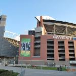 Qwest Field. Home of the Seahawks