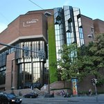 The Gasteig, the home of the Munich Symphony Orchestra