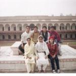 Agra Fort.....