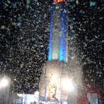 el monumento cumpliendo 50!!! estrenando luces