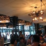 台北101大楼里的欣叶餐馆