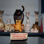 """Chi va a Salisbury ci deve passare dalla """"The Cat Tavern""""......di fronte la stazione, non vi pot"""