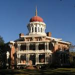 Natchez, MS Longwood Plantation