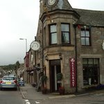 The Clock Tower - Tomintoul