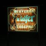 Insegna Taverna