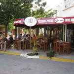 Restaurant el Diez