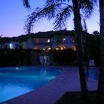 Dalle piscine... in notturna