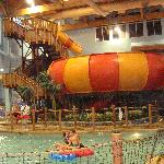 Turbo Turbine - fantastic water slide