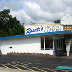 Rosati's Frozen Custard  Northfield, OH