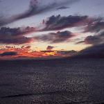 One of many incredible sunsets from our lanai
