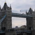 London Bridge is falling down.