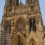 Catedra of Reims..