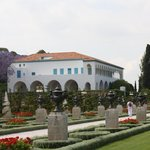 Bahai Gardens  and Shrine Bild