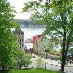 Lower Town (Basse-Ville) Foto