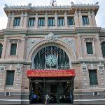 07-May Day 2~ Ho Chi Minh City 胡志明市  Central Post Office