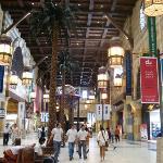 ibn battuta mall- egypt court