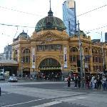 Flinders' Station