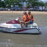 Water sports at Pataya
