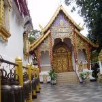 Within Wat Doi Suthep