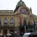 Obecní Dům ภาพถ่าย