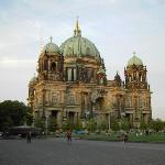 Berlin Cathedral ภาพถ่าย