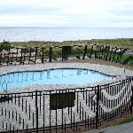 Pool at Surf and Sand, South Yarmouth