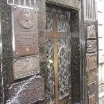 Buenos Aires - Eva Peron's family grave