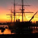 HMS Warrior Portsmouth