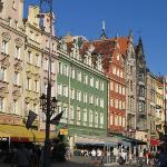 Wroclaw. The medieval market square in all its glory.