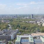 St James's Park and Buckingham Palace as seen form the London Eye