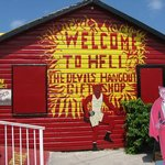 We went to Hell and back!!