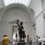 Inside Smithsonian museum of art