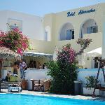 hotel alexandra kamari