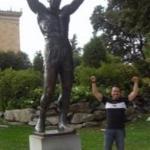 Rocky Balboa and Rocky Raus