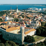 Tallinn Old Town - Toompea Castle and Tall Hermann Tower (21084190)