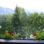 photo taken from balcony