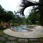 Bungalow Malu,Pool