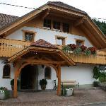 Garni Hotel Berc ~ entrance