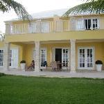ocean front villa 6151