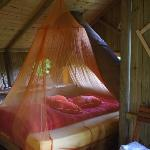 notre petit lit douillet