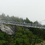 Grandfather Mtn. Mile High Swinging Bridge