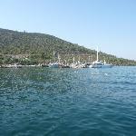 Torba's small port