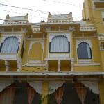 Hotel Mandiram Palace Foto